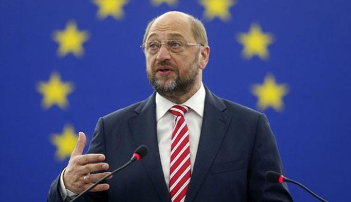 Martin Schulz: Darbe direnişini takdir ettim