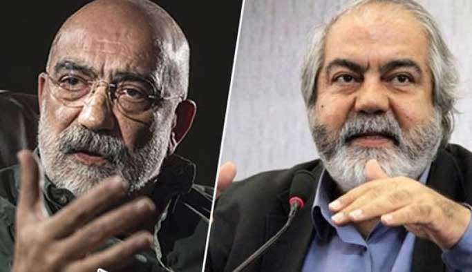 Mehmet Altan ve Ahmet Altan FETÖ'den gözaltında