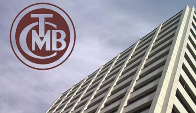 Merkez Bankası'nın resmi rezervlerinde artış