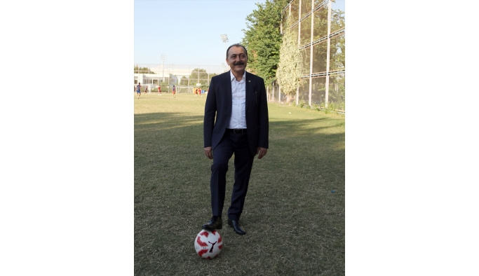 Mersin İdmanyurdu'nda Büyükşehir Gaziantepspor maçı hazırlıkları
