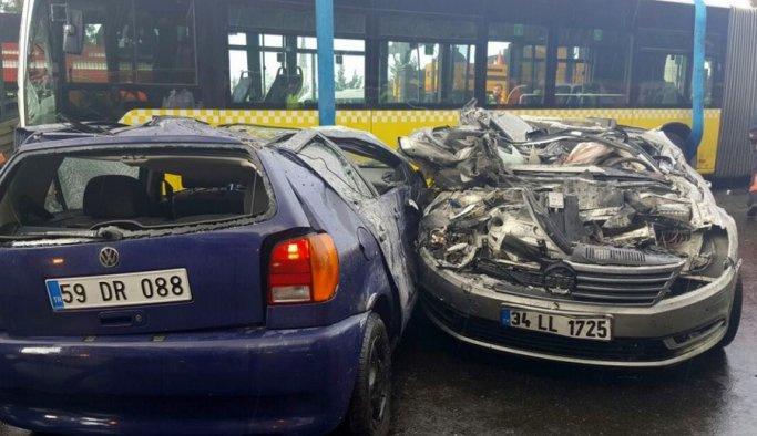 Metrobüs saldırganı bütün mal varlığını kaybedebilir