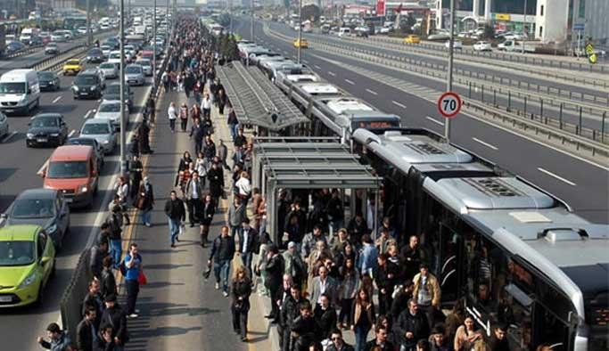 'Metrobüs'te klima kavgası kanlı bitti