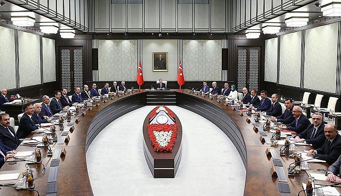 MGK toplantısından OHAL'in uzatılması önerisi çıktı