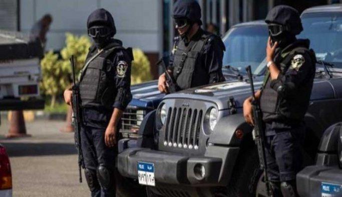 Mısır'da güvenlik güçlerine saldırı