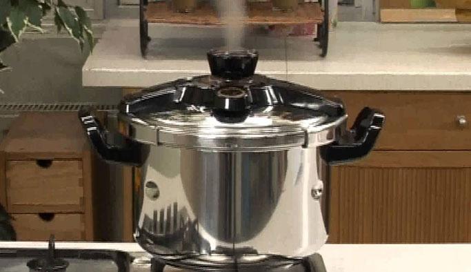 Mutfaktaki gizli bomba: Düdüklü tencere