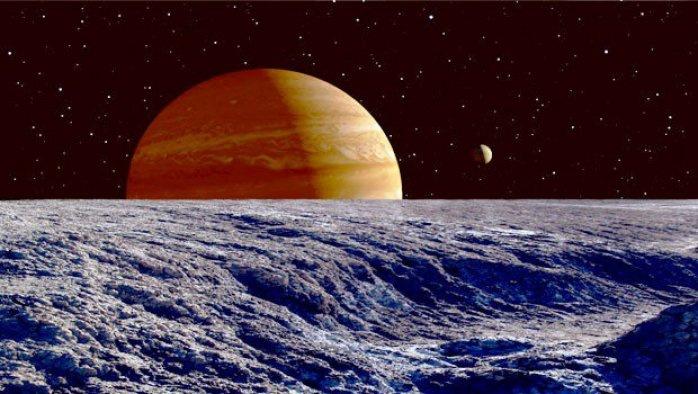 NASA: Jüpiter'in uydusunda su buharı bulundu