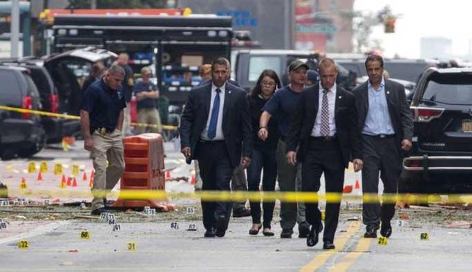New York valisi: Olay bir terör saldırısı