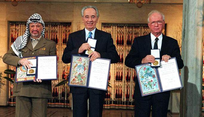 'Nobel Ödüllü Katil' Şimon Peres öldü