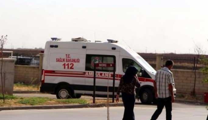 Eve yerleştirilen bomba patladı: 1 ölü