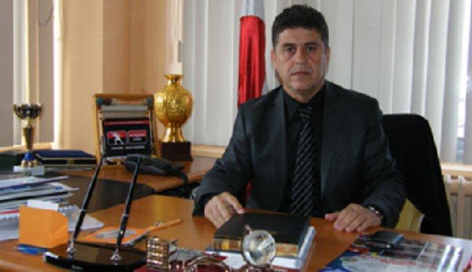 Oktay Çimen başkanlığa aday