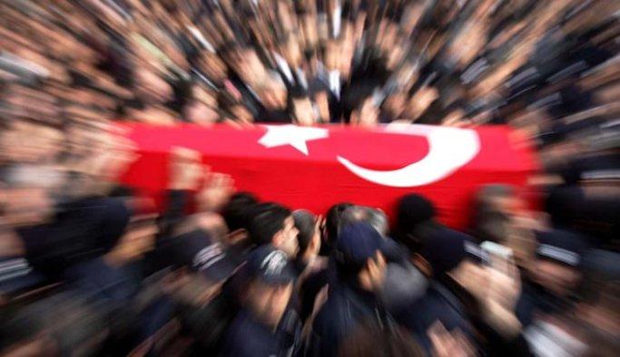 Onbaşı Süleyman Budak'ın cenazesi kaldırıldı