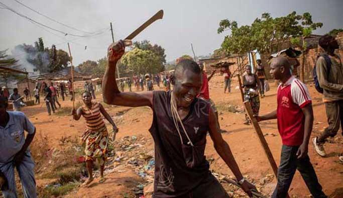 Orta Afrika Cumhuriyeti'nden yargıda düzenleme