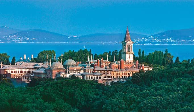 Osmanlı mirası tarihi Topkapı Sarayı bakımsızlık kurbanı