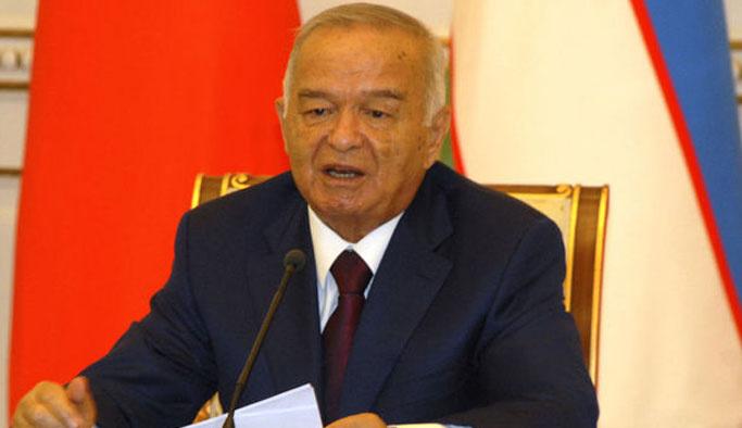 Özbek lider İslam Kerimov öldü