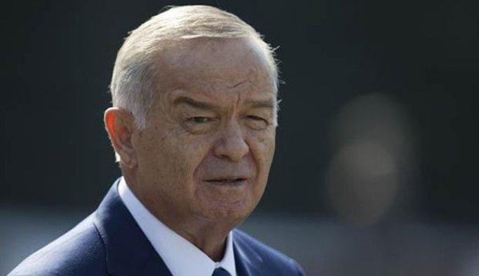 Özbekistan Cumhurbaşkanı Kerimov defnedildi