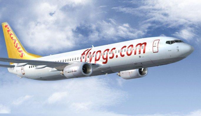 Pegasus'tan 'ucuz bilet' kampanyası