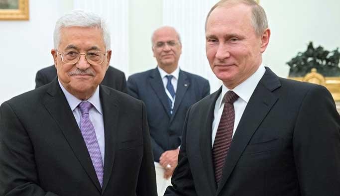 Putin'den, Abbas ve Netanyahu arasında arabuluculuk