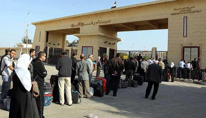 Refah Sınır Kapısı'nın hacılar için açıldı