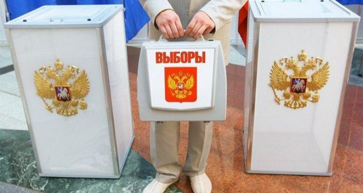 Rus işgalindeki Kırım'da seçime katılım düşük oldu