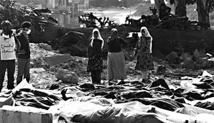Sabra ve Şatilla katliamının 34'üncü yılı