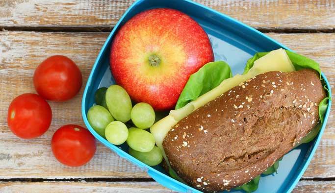 Sağlıklı beslenme çantası nasıl hazırlanır - FOTO