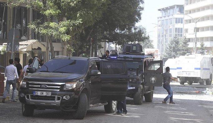 Saldırıyla ilgili AK Parti'den ilk açıklama