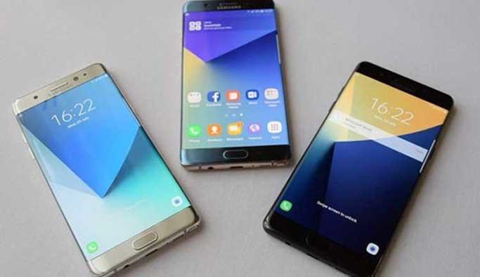 Samsung Galaxy Note 7 sahiplerine değişim çağrısı