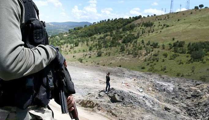 Şemdinli'de bir terörist öldürüldü