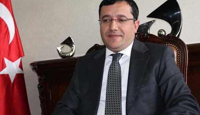Siirt Baro Başkanı FETÖ'den gözaltında