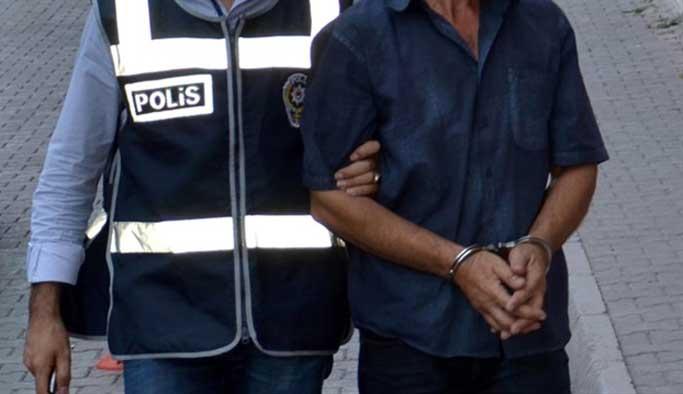 Sınırda yakalanan FETÖ'cü başkan tutuklandı