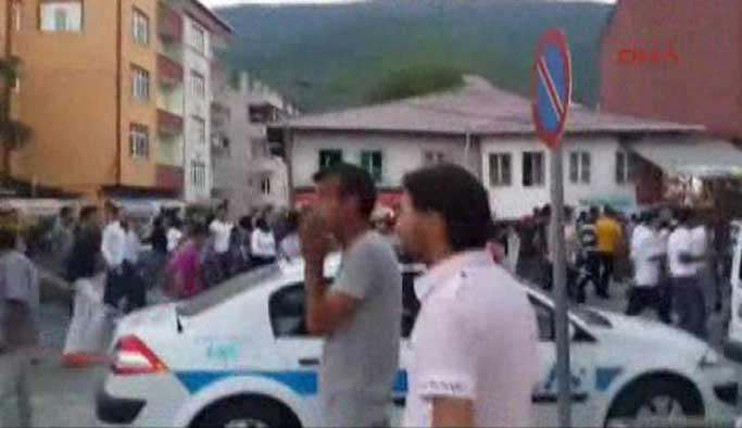 Sinop'ta gerginlik, sokağa çıkma yasağı ilan edildi