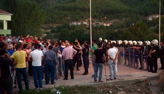 Sinop'taki gerginlikte tehlikeli gelişme