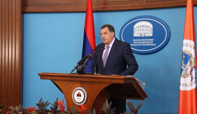 Sırp lider Dodik ifade vermeye hazır
