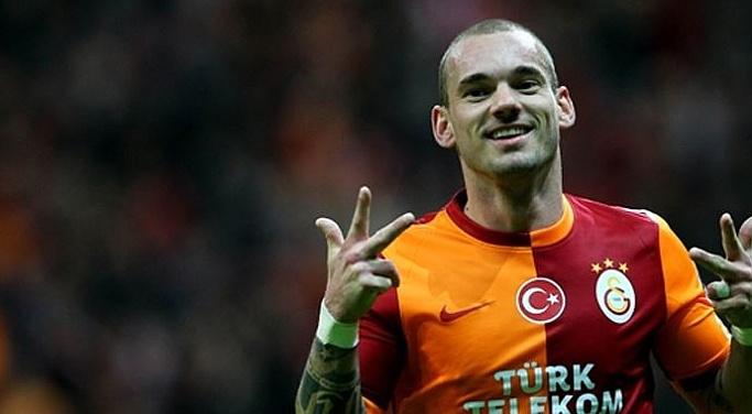 Sneijder'in büyük heyecanı