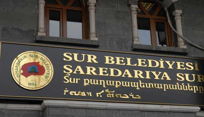 DBP'li iki belediyeye kayyum atandı
