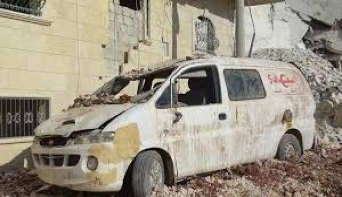 Suriye güçleri Vadi el-Barada'da 12 sivili öldürdü