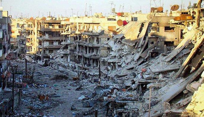 Tartus ve Humus'daki patlamalar