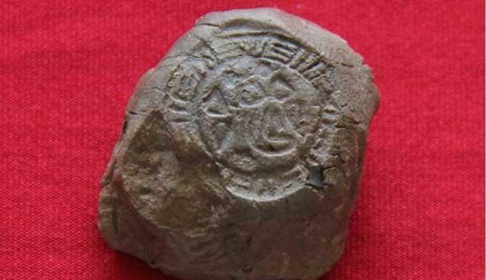 Tatarlı Höyük'te 3 bin 500 yıllık mühür