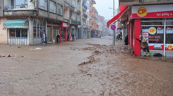 Trabzon'daki sel mağdurlarına Canikli'den iyi haber