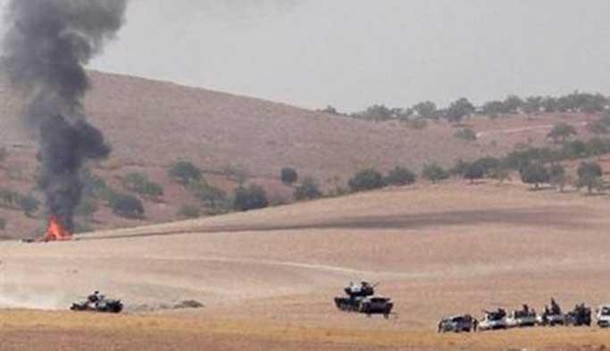 TSK'dan Fırat Kalkanı Harekatı'da son durum açıklaması