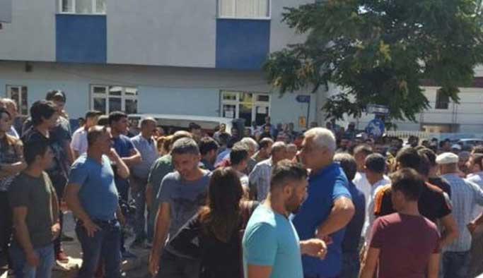 Tunceli'de panzerli kaza gerginliği