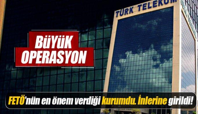 Türk Telekom'daki yapılanma soruşturması