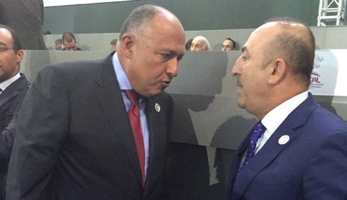 Türkiye-Mısır arasında sürpriz temas