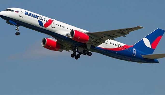Türkiye-Rusya charter uçuşları turizmi uçurdu