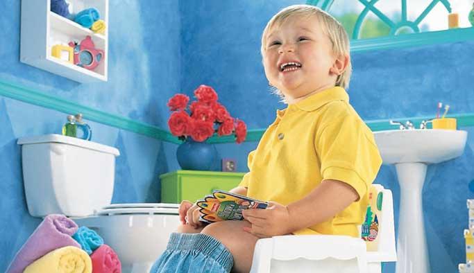 Tuvalet eğitiminde olmazsa olmaz kurallar