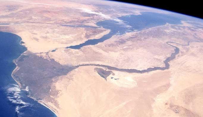 Üç ülke arasında Nil anlaşması