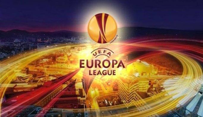 UEFA Avrupa Ligi kadrolar belli oldu