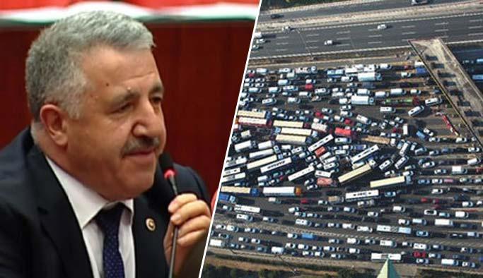 Ulaştırma Bakanı'nın çözümü: Ödemeye devam