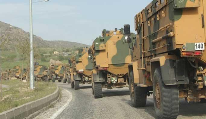 Uludere'de 5 terörist öldürüldü