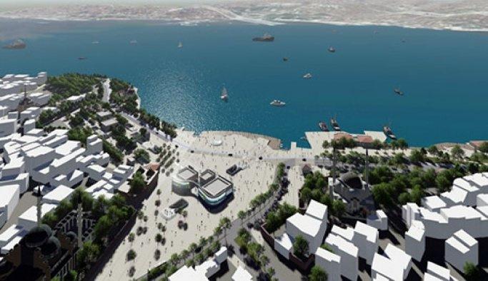 Üsküdar Meydan Projesi 'start' aldı